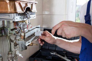 Gas (instalación y mantenimiento)